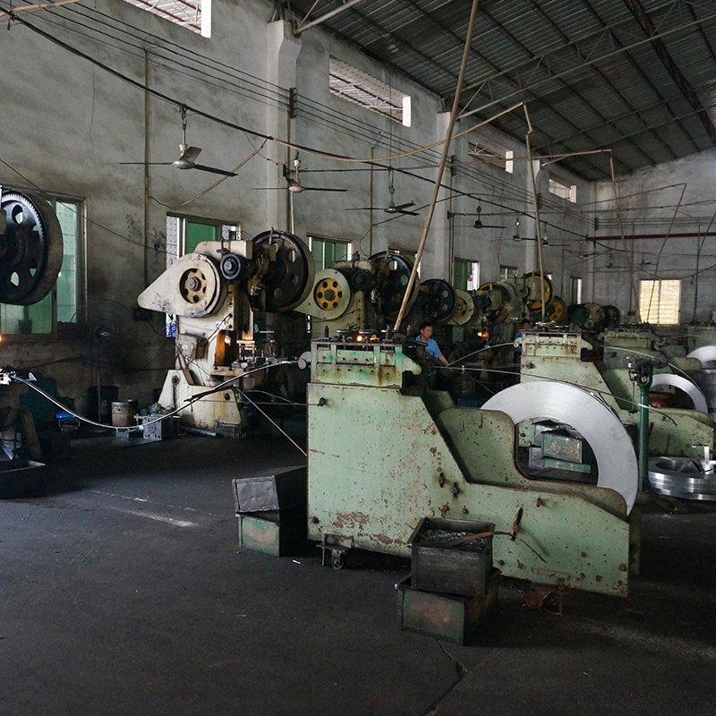 Фабричная сцена